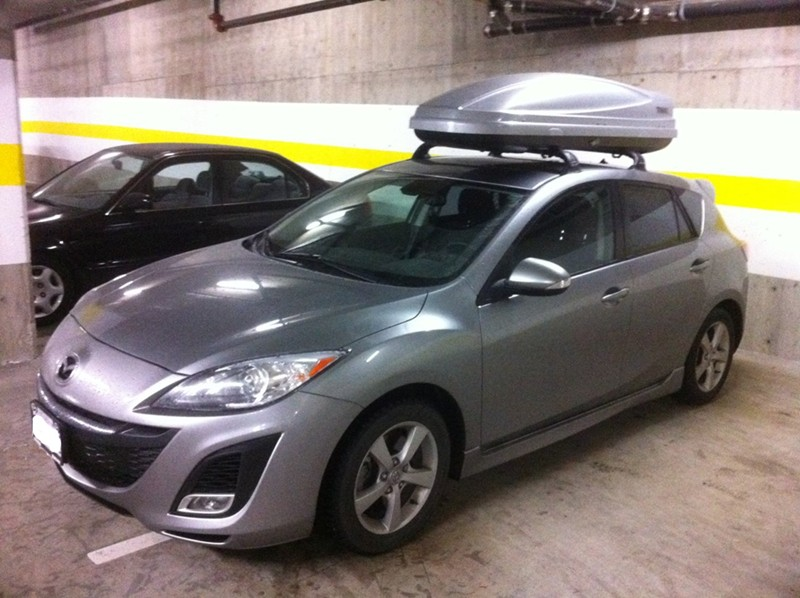Rola Sport Series Roof Rack With Ap Gtx Mounting System