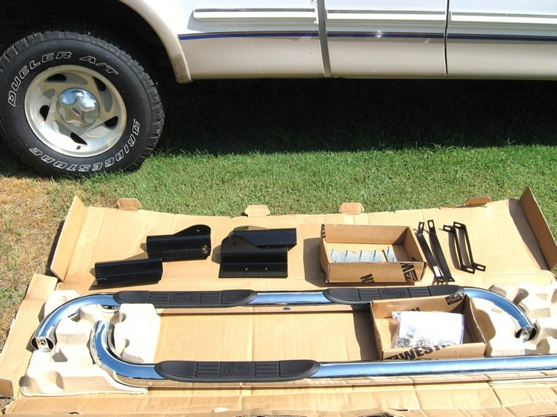 how to install running boards on ford f150. Black Bedroom Furniture Sets. Home Design Ideas