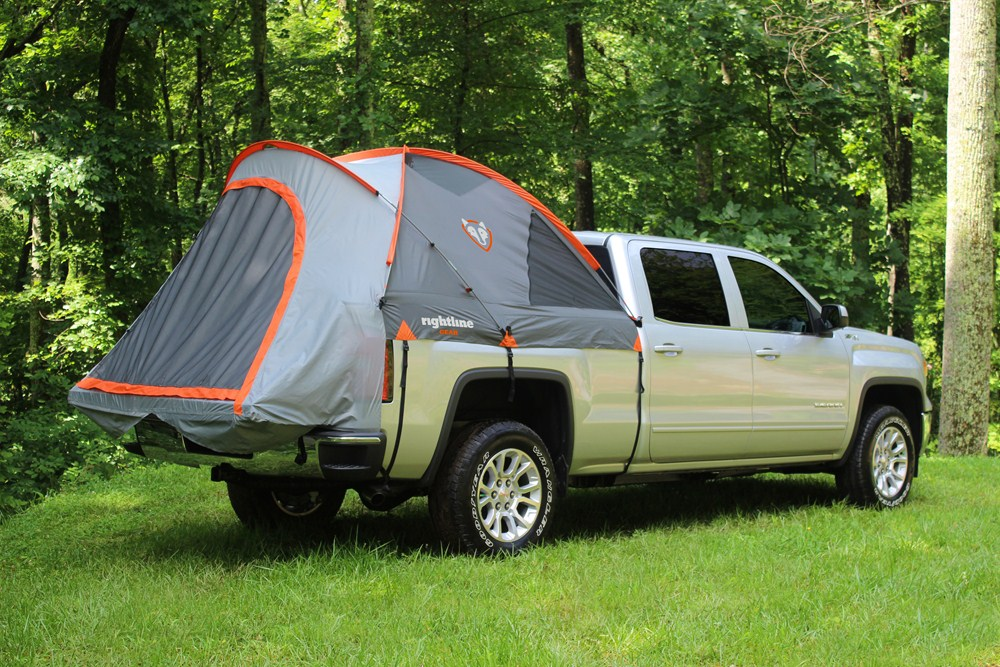 Truck Bed Tents For 2015 Chevrolet Silverado 2500