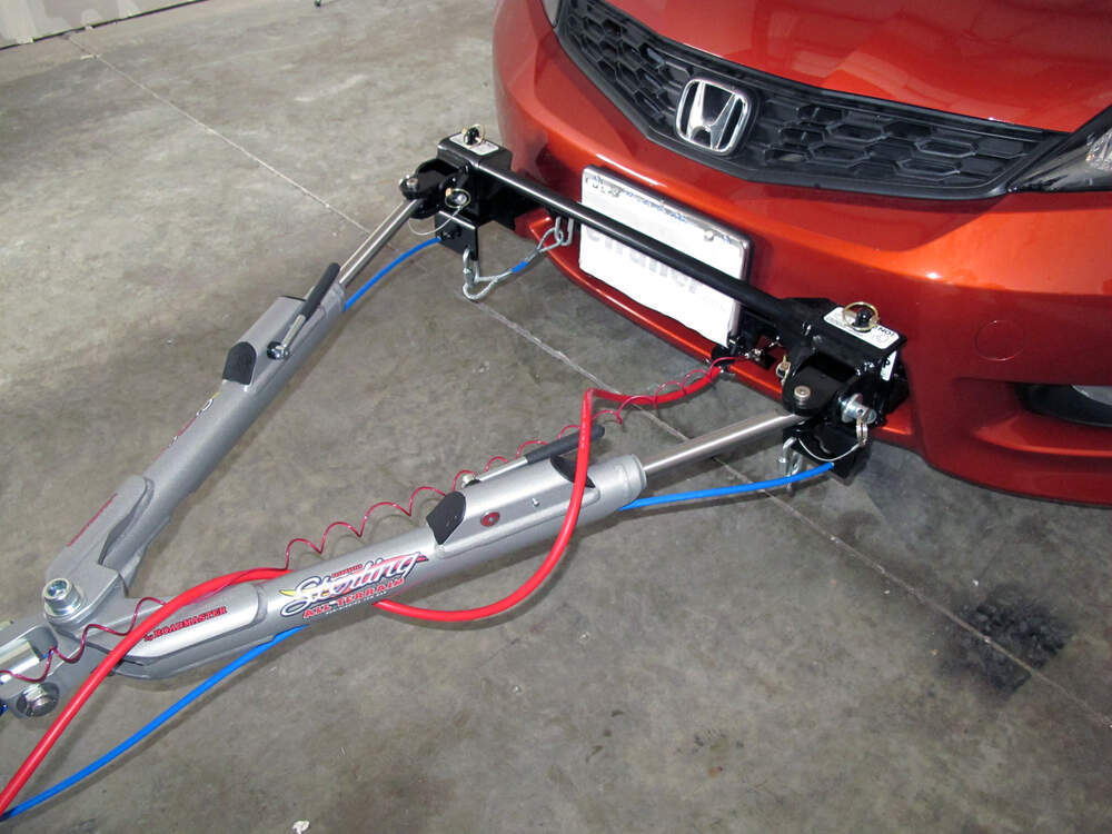 Roadmaster Sterling All Terrain Tow Bar With Electric Cord