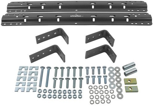 2008 Sierra by GMC Fifth Wheel Installation Kit Reese RP30035