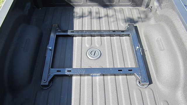 Reese 5th Wheel Rail Adapter For Ram Oem 5th Wheel Towing
