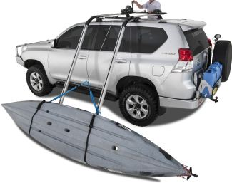 Rhino Rack Nautic Kayak Carrier And Lift Assist W Hand