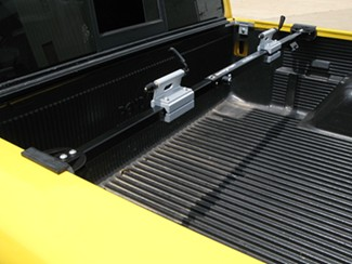 Swagman Pick-Up installed in truck bed