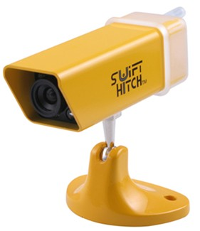 Swift Hitch SH01 night vision camera with 4-hour battery
