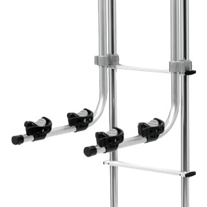 Surco Ladder-Mounted Bike Rack