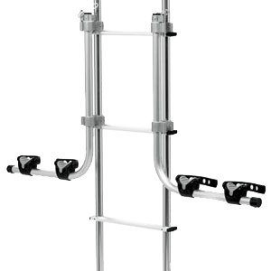 Surco Ladder-Mounted Bike Rack Swing Away
