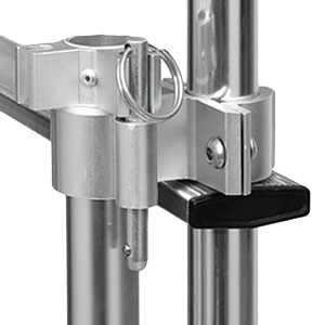 Surco Ladder-Mounted Bike Rack Clamps