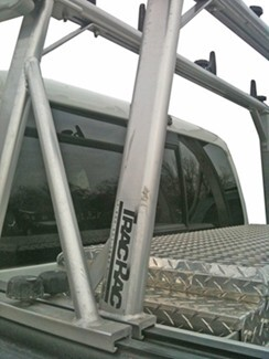 TracRac Sliding Rack