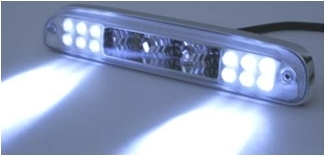 Led Pickup Truck Third Brake Light With Integrated Cargo