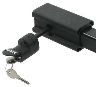 Thule Doubletrack Snug Tite hitch lock