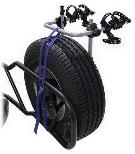 Thule Spare Me 2 Bike Rack Spare Tire Mount Folding