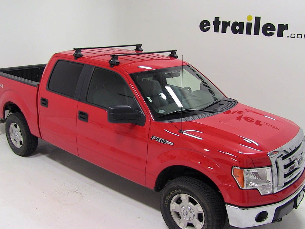 thule roof rack for ford f 150 2011. Black Bedroom Furniture Sets. Home Design Ideas