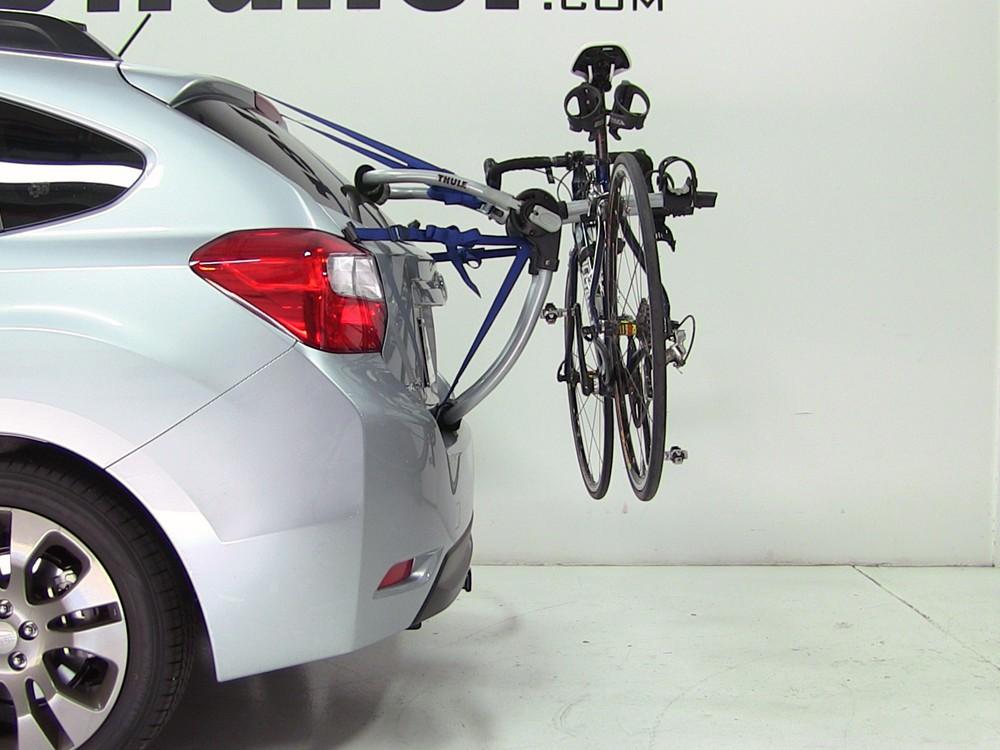 Thule Gateway Xt 2 Bike Rack Trunk Mount Adjustable