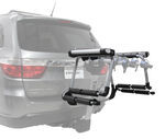 Thule Tram Ski and Snowboard Carrier Adapter for Hitch-Mounted Bike Racks