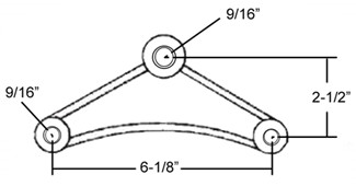 TREQ356 furthermore How To Measure A Trailer Axle further Tandem Trailer Brake Wiring Diagram in addition  on tandem axle hanger diagram