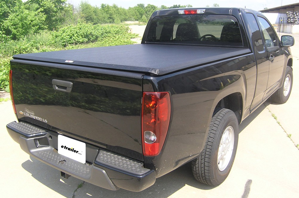 truxedo tonneau covers for chevrolet colorado 2007 tx243301. Black Bedroom Furniture Sets. Home Design Ideas