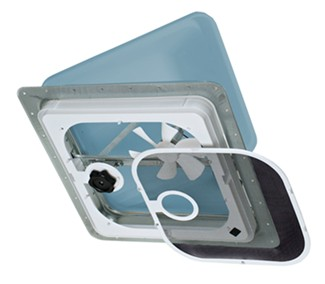 Ventline Ventadome Trailer Roof Vent W 12v Fan Manual