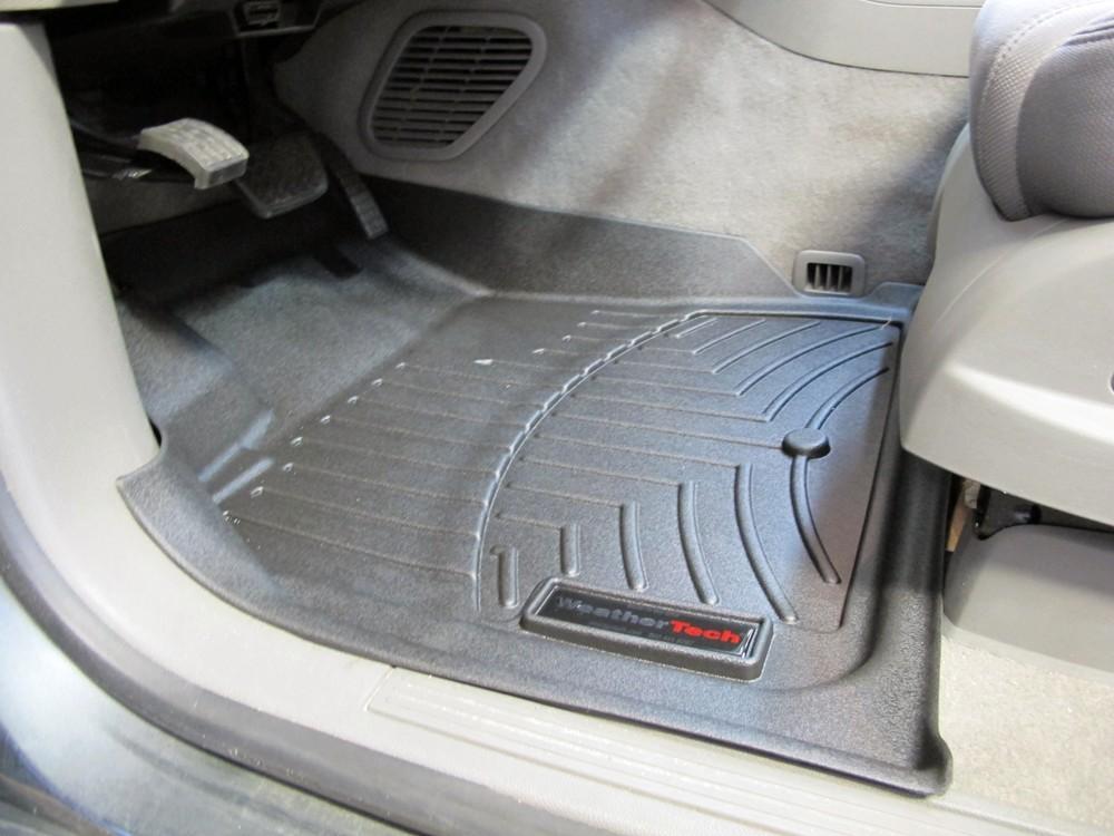 Weathertech Floor Mats For Gmc Acadia 2010 Wt442511