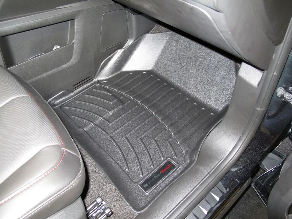Weathertech Floor Mats For Chevrolet Equinox 2011 Wt442711