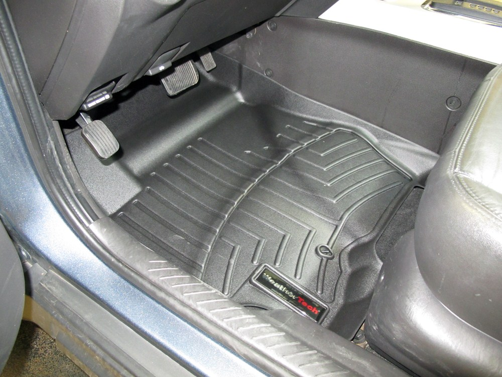 floor mats for 2012 ford escape weathertech wt443031. Black Bedroom Furniture Sets. Home Design Ideas