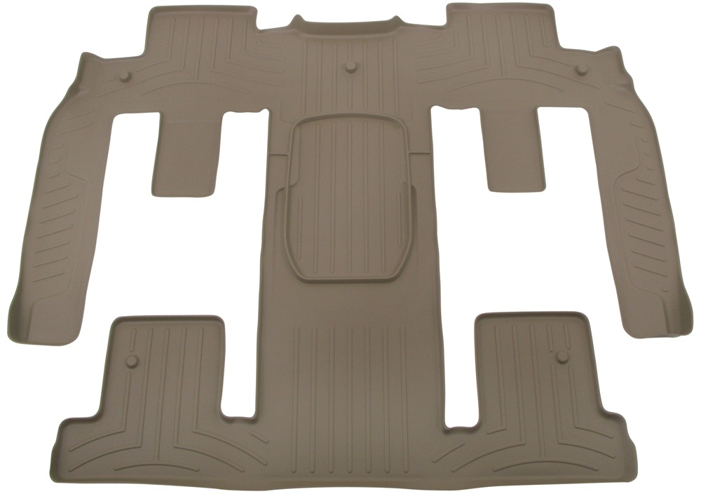 Weathertech Floor Mats For Chevrolet Traverse 2011 Wt451114
