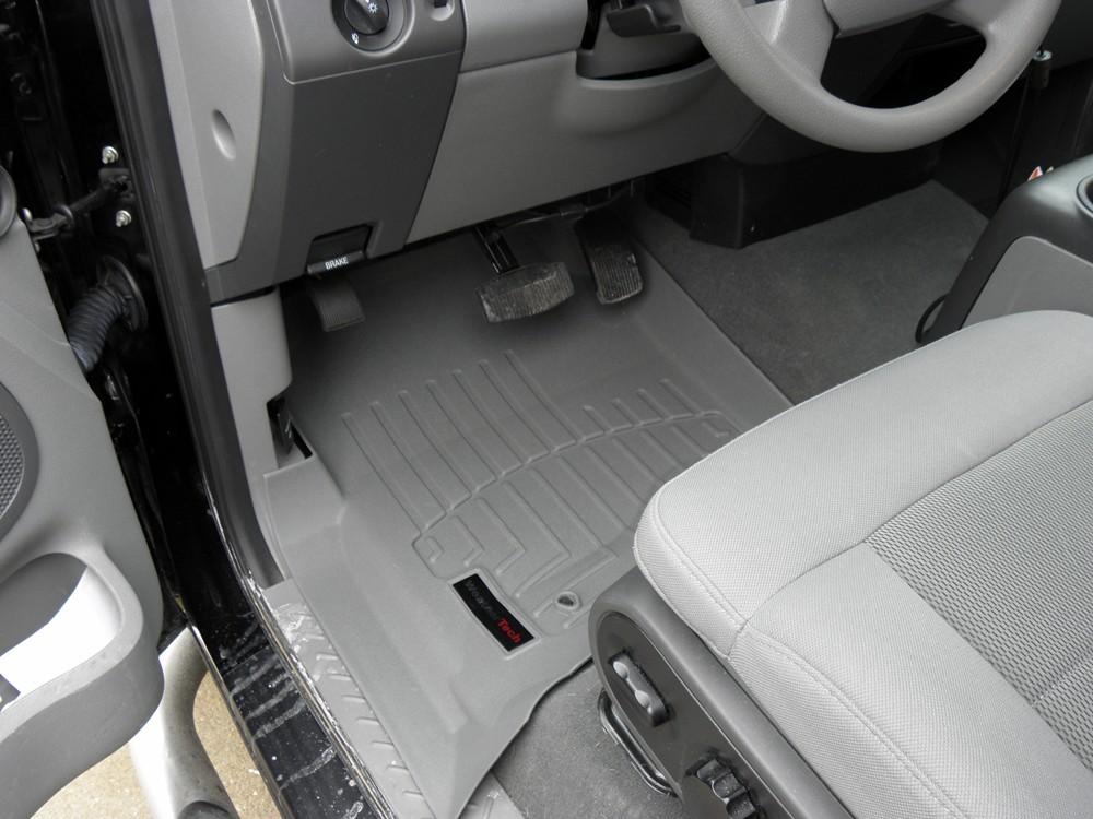 2006 ford f 150 weathertech floor mats