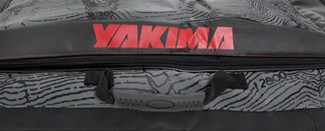 Yakima FarOut Pro cargo bag grab handles for easy loading and toting