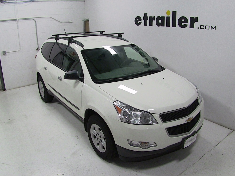 Yakima Roof Rack For 2012 Traverse By Chevrolet Etrailer Com