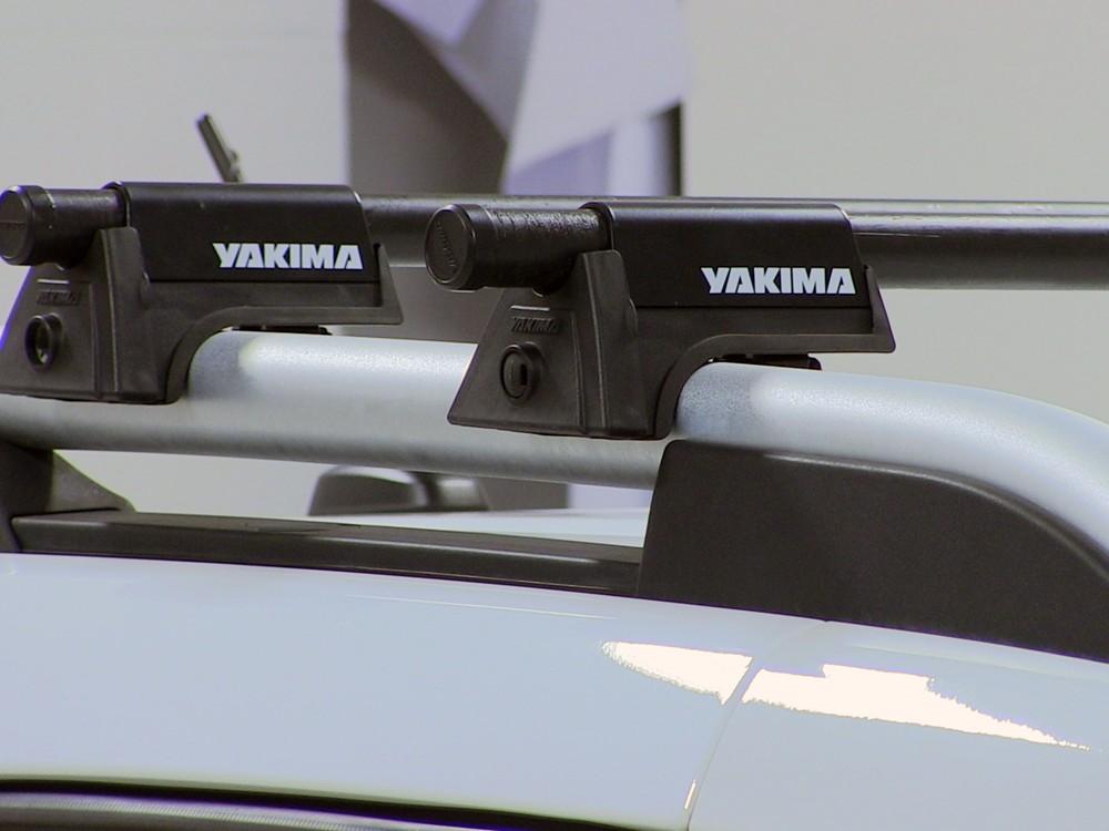 Yakima Roof Rack For Pontiac Torrent 2007 Etrailer Com