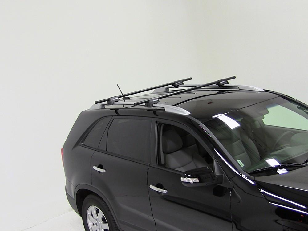 Yakima Roof Rack For 2012 Sorento By Kia Etrailer Com