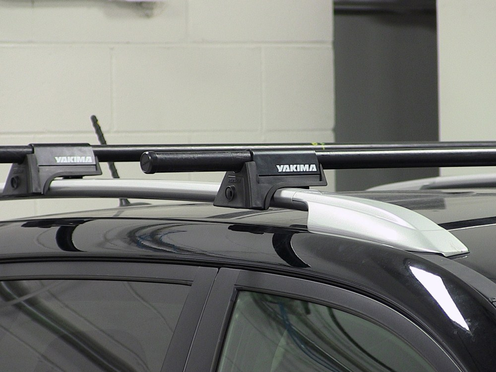 Yakima Roof Rack For 2013 Kia Sorento Etrailer Com