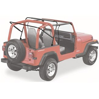 identifying your jeep soft top hardware etrailer com