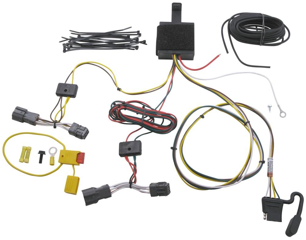 Tow Ready Custom Fit Vehicle Wiring For Kia Sorento 2011