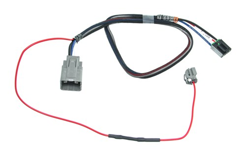 installing an electric brake controller on a 2013 dodge ram Traverse Brake Controller Wiring