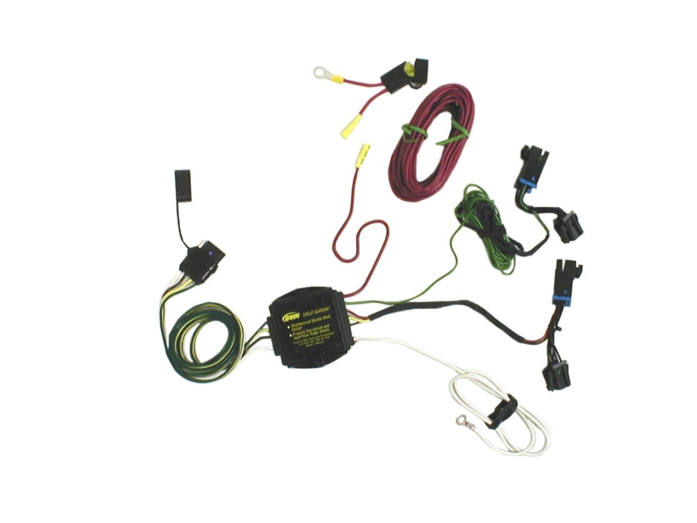Custom Fit Vehicle Wiring For 2005 Chevrolet Express Van