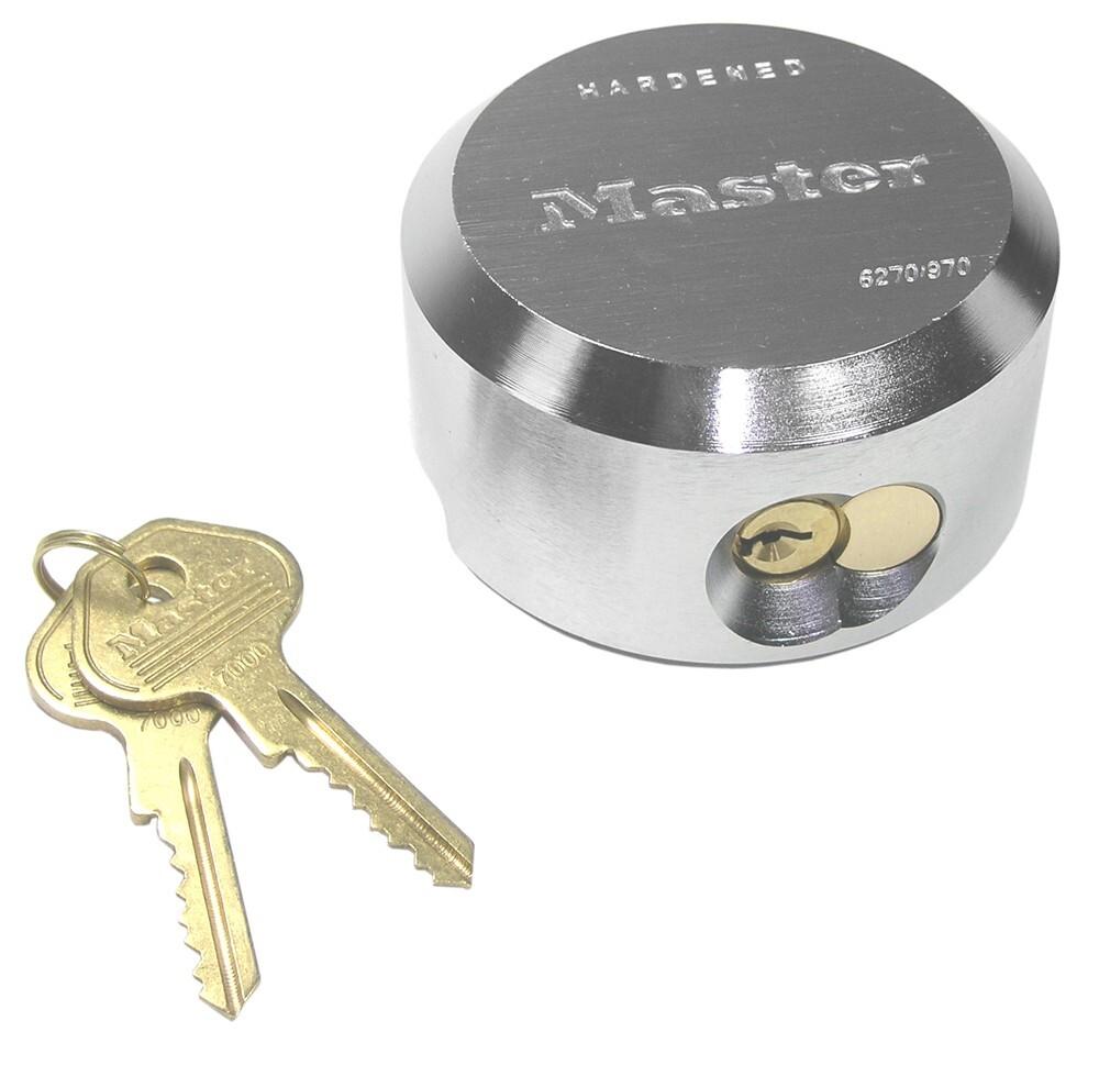 how to open a master door lock