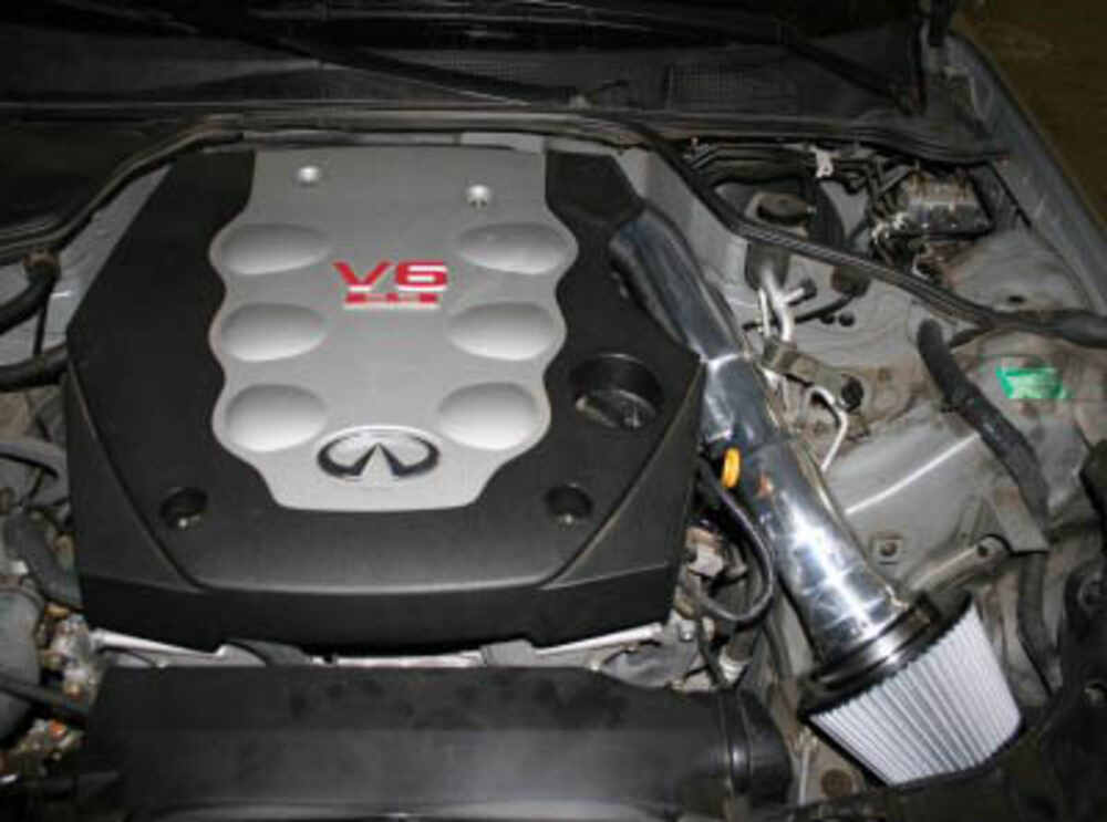 How Much Horsepower Does A Cold Air Intake Add >> Takeda SRI. Advise, Opinions? - G35Driver - Infiniti G35 & G37 Forum Discussion