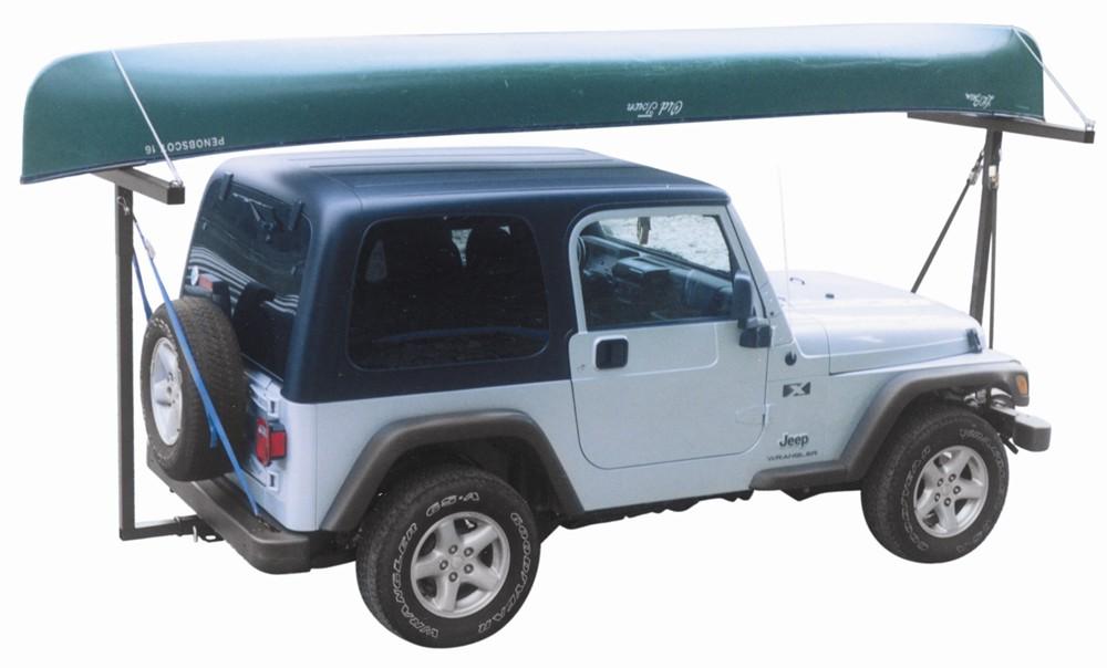 Jeep Wrangler Soft Top Cover >> canoe rack for jeep wrangler soft top | Cosmecol