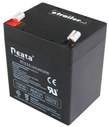 Breakaway kit battery