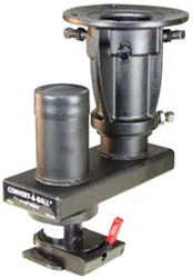 Fifth Wheel To Gooseneck Hitch >> Adapters for Towing a 5th Wheel Trailer with a Gooseneck ...