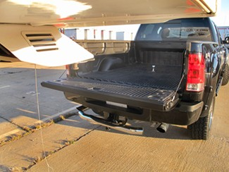 Adapters For Towing A Wheel Trailer With A Gooseneck Hitch