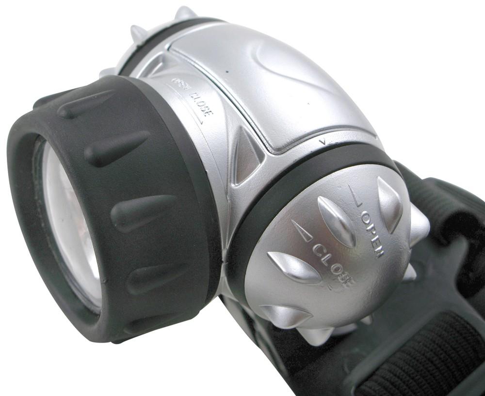 7-LED Headlamp w/ Adjustable