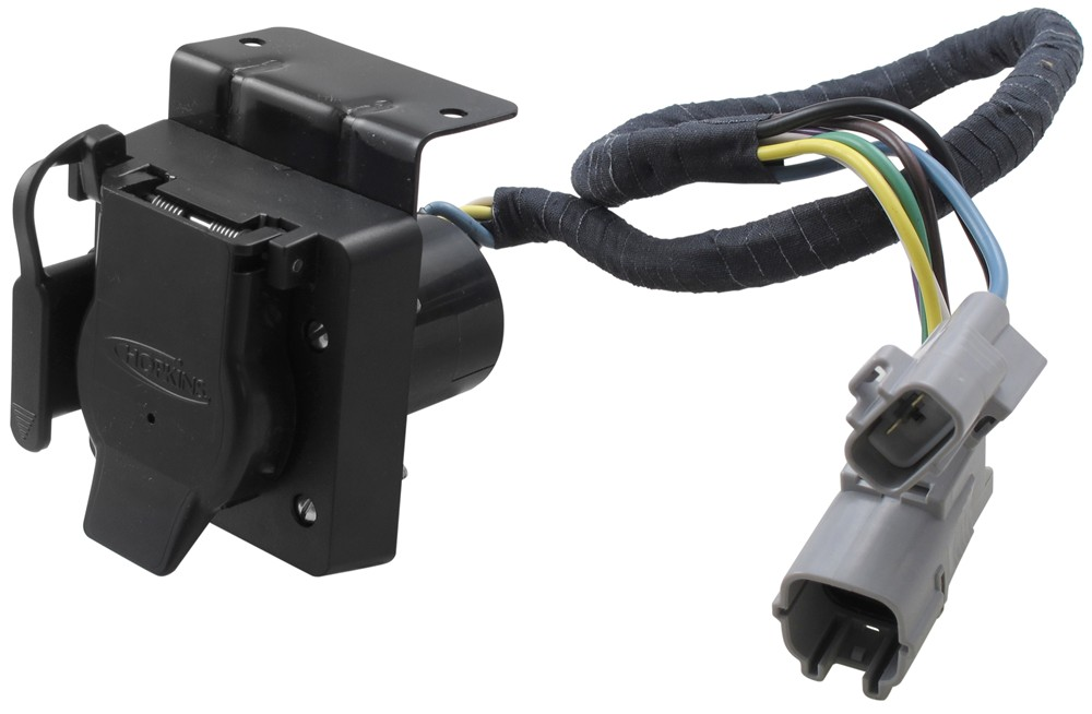 toyota towing wiring harness