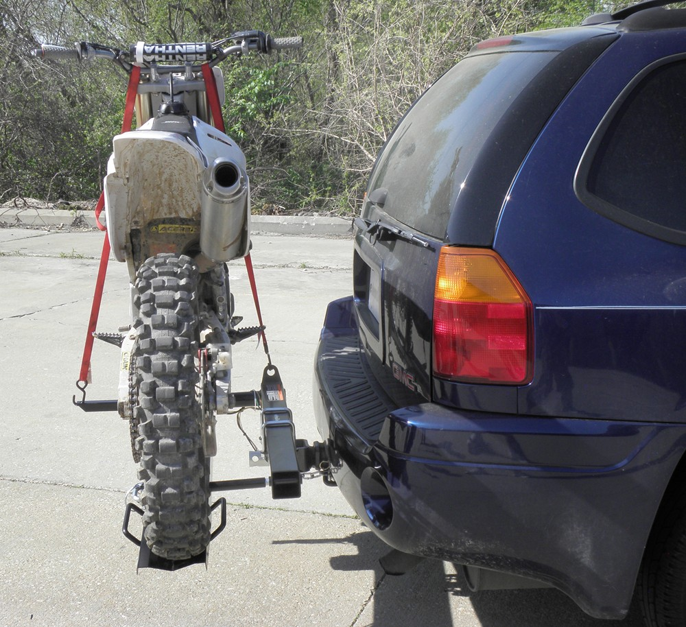 Review: Princess Auto motorcycle hauler | Canada Moto Guide