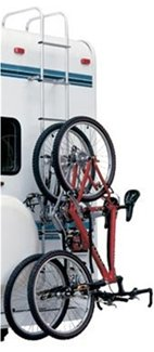 Bike Rack on a Motorhome (Ladder Rack)