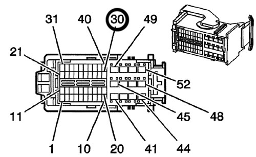 chevy uplander parking brake diagram