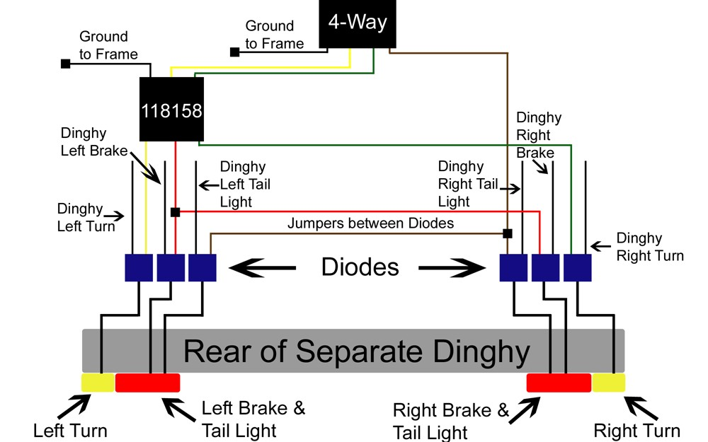 2001 F150 Turn Signal Wiring Diagram | eStrategyS.co