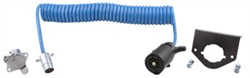 Tow Bar Wiring Extension Cord for Towing a Vehicle