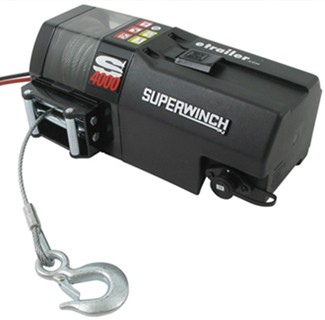 SuperWinch Electric Winch